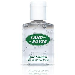 0.5 oz Hand Sanitizer Bottle with Custom Imprint