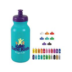 20 oz. Custom Bottles BPA Free