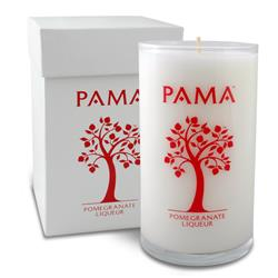 20 oz. Custom Soy Candles in Clear Tall Cylinder Glass
