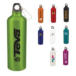 24 oz Aluminum Water Bottle Classic