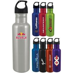 24oz Bolt Custom Stainless Steel Sports Bottles
