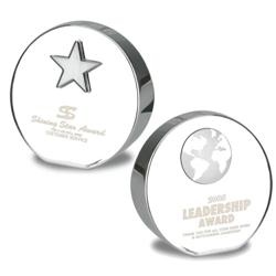 3D World and Star Paperweight Awards