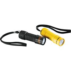 Custom 9 LED Flashlight, Custom Garrity Flashlights