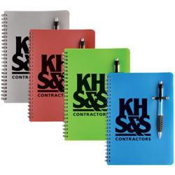Alchemy Notebook & Pen Combination - Custom Journal Book