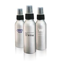 Aluminum Travel Fragrance Spray Bottle