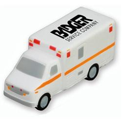 Custom Ambulance Stress Balls and Stress Relievers