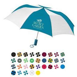 Barrister Auto-Open Folding Umbrellas