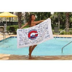 Signature Team Beach Towel