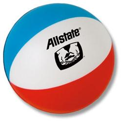 Beach Ball Stress Balls