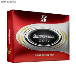 Custom Bridgestone Tour B330-RX Golf Balls