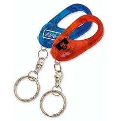 Carabiner Key Tags with Light
