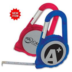 Carabiner Promotional Tape Measures