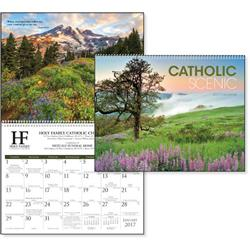 Catholic Scenic Promotional Wall Calendars