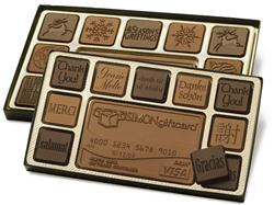 Chocolate Promotional Gift Box 19 pieces