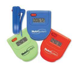 Color Brite Custom Pedometers