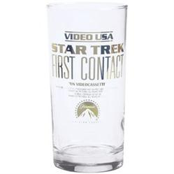 Custom Clear 12.5 oz. Beverage Glasses