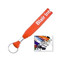 "Economy 3/4"" Wide Badge Holder Lanyard"