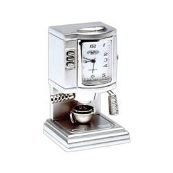 Espresso Machine Desk Clocks