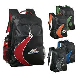 Extreme Backpacks with printed logo