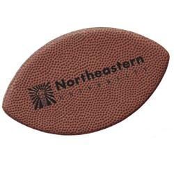 Football Shaped Promotional Coasters