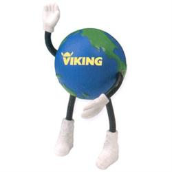 Globe Stick People Stress Balls