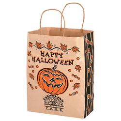 Natural Kraft Paper Shopping Tote