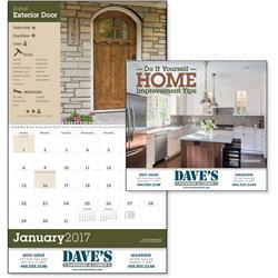 Home Improvement Custom Wall Calendar