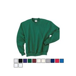 JERZEES Crewneck Embroidered Sweatshirts
