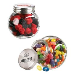 Jelly Belly Glass Apothecary Jars