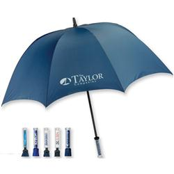 "LogoView Golf Umbrellas - 60"" Arc"