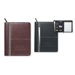 Monticello Custom Padfolios with Calculator