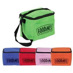 Non-Woven 6-Pack Custom Cooler Bags