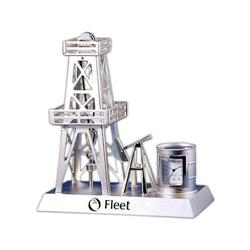 Oil Rig Desk Clocks