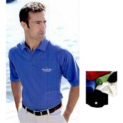 Organic Golf Shirt Polo by Jockey