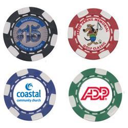 Custom Poker Chips (Promotional)