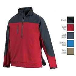 Port Authority Lightweight Soft Shell 1/2 Zip Jackets