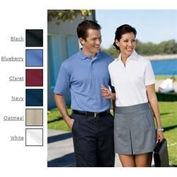 Port Authority Pima Select Sport Shirts with PimaCool Technology