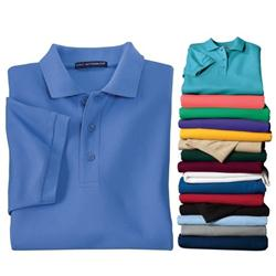 Port Authority Silk Touch Sport Shirts