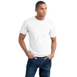 Port and Company 100% Cotton Basic White Custom T-Shirts