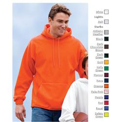 Port and Company Pullover Hooded Custom Sweatshirts