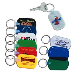 Rectangular Soft Key Tags