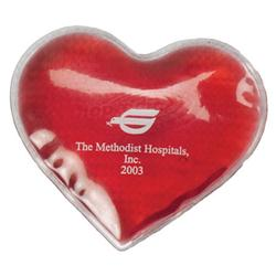 Promotional Heart Shaped Gel Ice Packs
