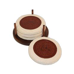Rock'n Sandstone Coaster Set