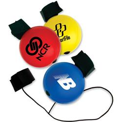 Round Bounce Back Stress Balls