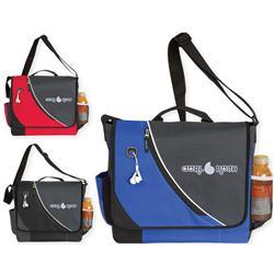 Slalom Custom Messenger Bags