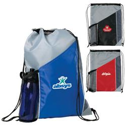 Slant Cinch Packs Custom Drawstring Bags