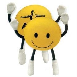 Smile Face Stick People