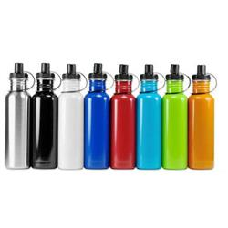Sport Top Steel Water Bottle