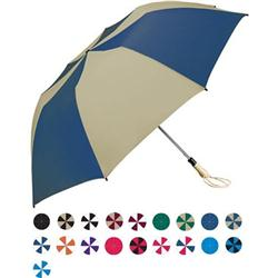 Traveler Large Auto-Open Folding Umbrellas