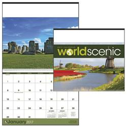 World Scenic Photos Executive Custom Calendars